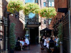 The Best Al Fresco Dining In Boston