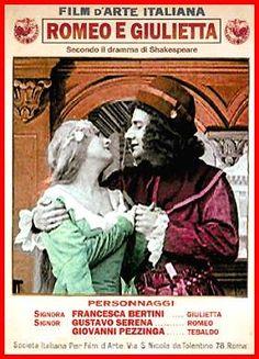 Romeo e Giulietta (1912), Cinema e Medioevo