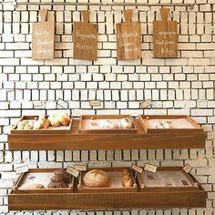 - 키엔호 패턴타일과 티크우드,빈티지가구로 꾸민 이국적이고 유니크한 B BAKERY 입니다.  깔끔하고 매끈한 재질감으로 실용성은 물론, 오래된 티크우드의 분위기는 그대로 ... Best Interior, Interior And Exterior, Coffee Shop Business, Bakery Interior, Interior Design Courses, Cafe Design, Cafe Restaurant, Commercial Design, Interior Decorating