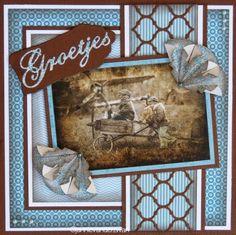 Nellie Snellen : Vintage Sheets Vintage Sheets, Masculine Cards, Card Making, Scrap, Frame, How To Make, Men, Decor, Dekoration