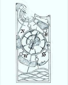 Фотография Metal Gates, Iron Gates, My Home Design, 3d Interior Design, Gates And Railings, Iron Gate Design, Mechanical Art, Art Nouveau Design, Hand Sketch