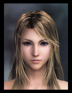 Stella Nox Fleuret Face if I ever cosplay she'd be the easiest