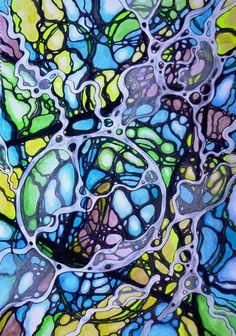 8th Grade Art, Circle Art, Teaching Art, Art Therapy, Doodle Art, Art Lessons, Bunt, Zentangle, Modern Art