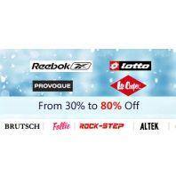 Homeshop18 Winter Shoe Sale Offer : Get Up to 80% Off on Winter Shoes - Best Online Offer