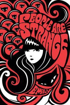 Emily the Strange (People are Strange)