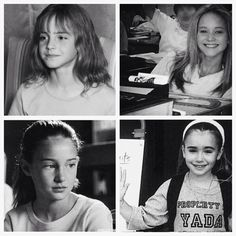 The Young: Emma Watson, Jennifer Lawrence, Shailene Woodley, and Lily Collins