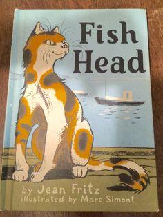 Fish Head by ReadeemedBooks on Etsy