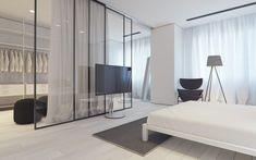 3 White Themed Homes With Striking Modern Minimalist Aesthetics