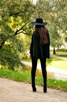 Witchy fashion! :) vk