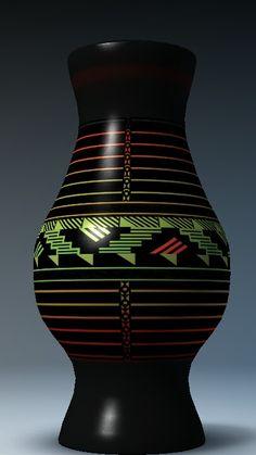 Modern Grecian Urn