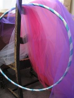 BooBearyBinks: Tutorial: Dreamy Tulle Bed Canopy