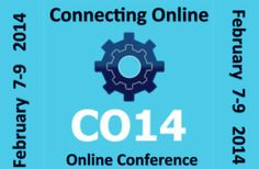 CO14 is the 5th annual connecting online free conference with the theme of connecting online for instruction and learning. Paricipants share educational technology.   You are cordially invited to participate for free as a participant and/or a presenter at the annual free online conference on the weekend of Feb 7-9, 2014. Each presentation will be for 45 min with 10 min for questions and answers.   Join now:  http://www.wiziq.com/course/12066-connecting-online-for-instruction-and-learning-co…
