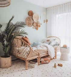 MONDAY Lets all swoon over this ever so beautiful room by . She used the perfect tones textures and. Design Scandinavian, Boho Room, Big Girl Rooms, Eclectic Decor, Eclectic Bedrooms, Awesome Bedrooms, My New Room, Home Decor Inspiration, Decor Ideas