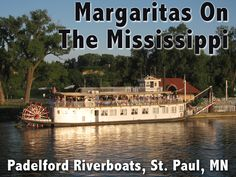 Wednesdays & Thursdays. 2-for-1 Margaritas, tacos, Mississippi River. You know you want to. Buy Online & Save.