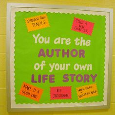 the power of a smile Bulletin Boards for High School | September 24, 2012