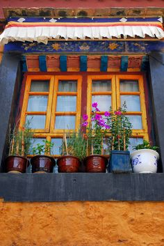 Ani Sanghkhung Nunnery - Lhasa, Tibet, China