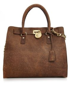 Michael Kors Handbag Hamilton Large North Tote