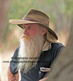 portrait of australian man with long white beard and hat Australian Men, Long Beards, Pilgrim, True Beauty, Bearded Men, Cowboy Hats, Short Hair Styles, Folk, People