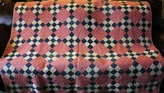 Vintage Antique Handmade Quilt | eBay