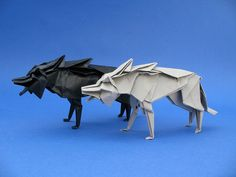 20 Incredible Origami Animals How to Make Origami ...