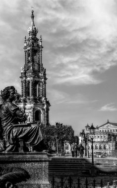 Architecture dresden hdr photography wallpaper | AllWallpaper.in ...