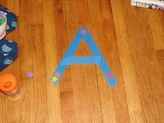 How to Teach Letter Recognition With Activities for Preschoolers thumbnail