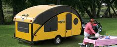 Ultimate teardrop camper!