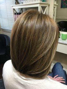 Best 11 Traditional highlight & fresh cut💇🏼 – Page 320600067222143687 – SkillOfKing. Medium Hair Cuts, Short Hair Cuts, Medium Hair Styles, Short Hair Styles, Lob Hairstyle, Curly Hairstyles, Long Bob Haircuts, Shoulder Length Hair, Great Hair
