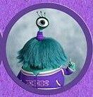 *DEBBIE GALBER  ~ Monsters University,