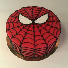 Spider Man Cake Man Cake, Cakes For Men, Custom Cakes, Cake Cookies, Spiderman, Superhero, Sweet, Character, Personalized Cakes