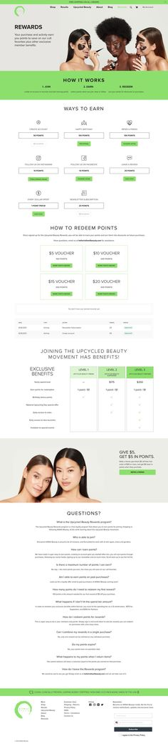 Green Technology, Display, Beauty, Floor Space, Billboard, Beauty Illustration