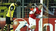 Champions League - Arsenal secure superb victory at Dortmund