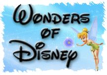 TONS of Disney Clipart for scrapbooking layouts or other craft projects