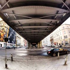 Below the highline #urbannationberlin #bülowhood  #streetartberlin #muralart #streetart #berlin
