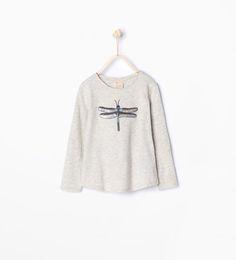 ZARA - KIDS - Appliqué T-shirt