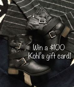Pay It Forward With Kohl's, Plus A $100 Gift Card Giveaway! - The Budget Babe #ShowKindness