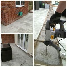 Need to get a cable from one side of a garden to the other but don't want to see the cable? No problem. We simply lift the patio and then re-lay. PANIC! has all the required tools and expertise to get the job done exactly how you want it.   For more information, call anytime: Mobile 0795 795 6 999 Worthing 01903 658 999 Brighton 01273 769 999