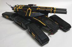 Big, black and beautiful: The Blacktron Behemoth | The Brothers Brick | LEGO Blog