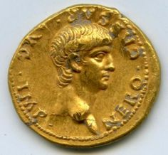 A Roman gold coin depicting the Emperor Nero, dated to 56 CE was discovered in summer, 2016 at UNC Charlotte's archaeological excavation at Jerusalem's Mt. Zion.