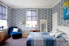 Familjen Wallmanssons sommarhem | Lovely Life pattern on pattern on pattern