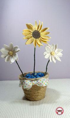 Uncinettina Style: Riciclando i porta uovo di Pasqua, idea originale, colorata e fai da te per la festa della Mamma!