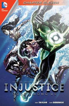 Injustice: Gods Among Us #11 - Tom Taylor & Tom Derenick |...: Injustice: Gods Among Us #11 - Tom Taylor & Tom Derenick |… #GraphicNovels