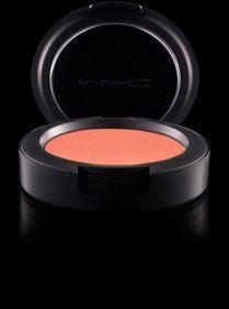 MAC Cosmetics: Powder Blush in Peaches FEATURED IN: Fun & Glamorous Makeup Tutorial Featured In: Natural Glam Makeup Tutorial Featured In: My Top Favorite Blushes
