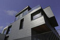 Extravagante Schieferfassade schützt in exponierter Hanglage (Bild 5)
