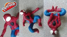 spiderman play dough Spiderman Play, Play Dough, Youtube, Play Doh, Youtubers, Youtube Movies, Modeling Dough