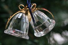 Swarovski Crystal Bells