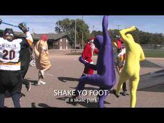 SHAKE YO FOOT! - Koo Koo Kanga Roo