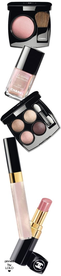 Chanel | LOLO❤︎. Via @elroci. #Chanel #makeup