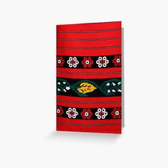 'Traditional folk costume' Greeting Card by StefaniaAlina Folk Costume, Costumes, Card Sizes, Fashion Looks, Greeting Cards, Traditional, Art Prints, Printed, Awesome
