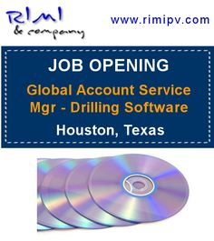 Rimi And Company Field Engineer, Current Job, Job Opening, Accounting, Drill, Houston, Software, It Works, Engineering
